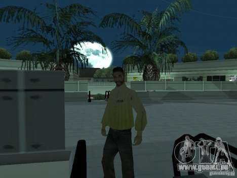 Skins Collection für GTA San Andreas zweiten Screenshot