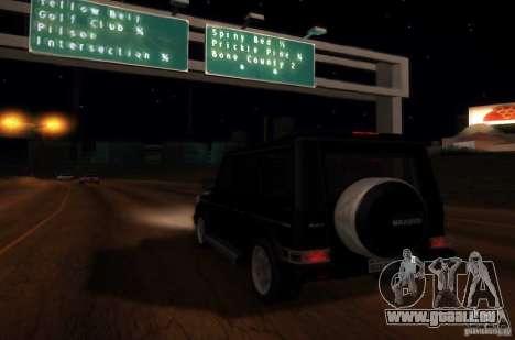 Graphic settings pour GTA San Andreas septième écran