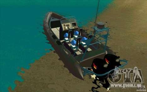 Inferno für GTA San Andreas zurück linke Ansicht