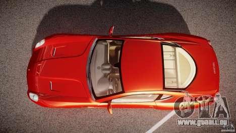 Ferrari 599 GTB Fiorano 2006 (Beta) pour GTA 4 est un droit
