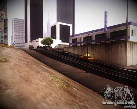 Eine Sammlung von Grafik-mods für GTA San Andreas