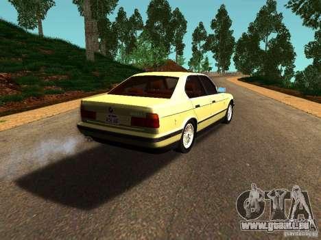 BMW 535 für GTA San Andreas rechten Ansicht