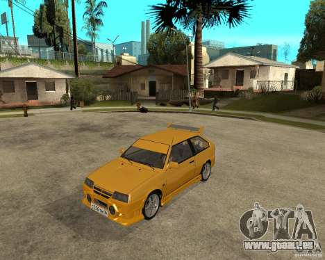 ВАЗ 2108 sport Yucca pour GTA San Andreas