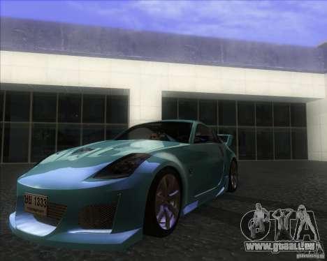 Nissan 350Z 2004 pour GTA San Andreas