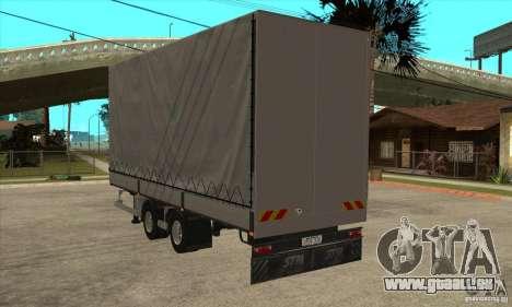 Trailer pour GTA San Andreas laissé vue