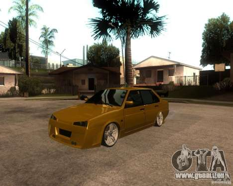 VAZ 21099 voiture Tuning pour GTA San Andreas