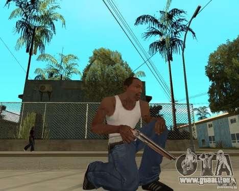 Armes de STALKERa pour GTA San Andreas neuvième écran