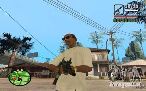 ACW-R HD pour GTA San Andreas deuxième écran