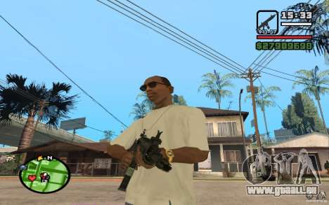 ACW-R HD für GTA San Andreas zweiten Screenshot