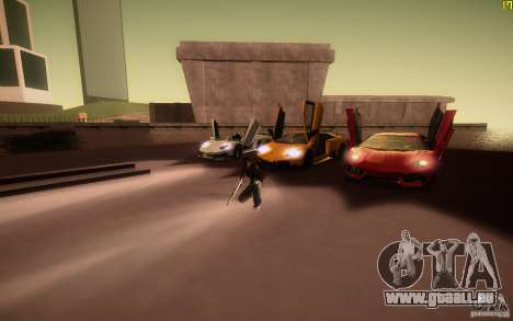 ENBSeries by Gasilovo Final Version pour GTA San Andreas