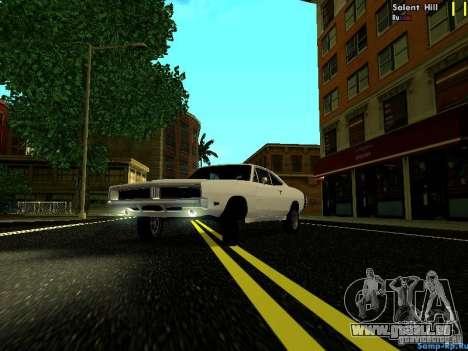 New Graph V2.0 for SA:MP pour GTA San Andreas deuxième écran