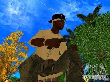 New Weapon Pack für GTA San Andreas zwölften Screenshot