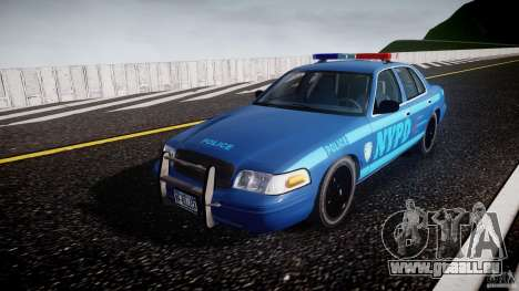 Ford Crown Victoria 2003 Noose v2.1 pour GTA 4