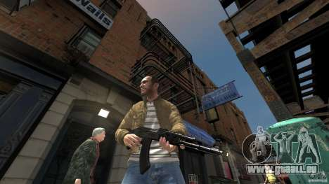 Red Army Mod (Realistic Weapon Mod) pour GTA 4