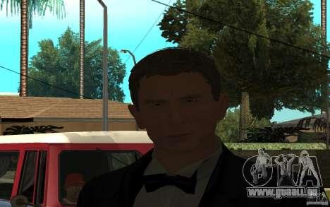 Agent 007 für GTA San Andreas dritten Screenshot