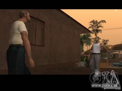 Varrio Los Aztecas pour GTA San Andreas sixième écran