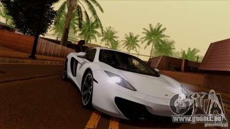 SA Beautiful Realistic Graphics 1.4 pour GTA San Andreas deuxième écran