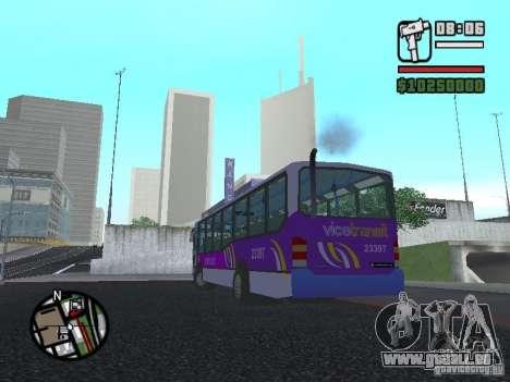 Marcopolo Viale III für GTA San Andreas linke Ansicht