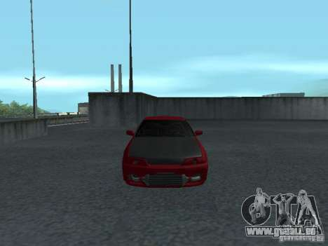 Nissan Skyline R32 Classic Drift für GTA San Andreas Seitenansicht