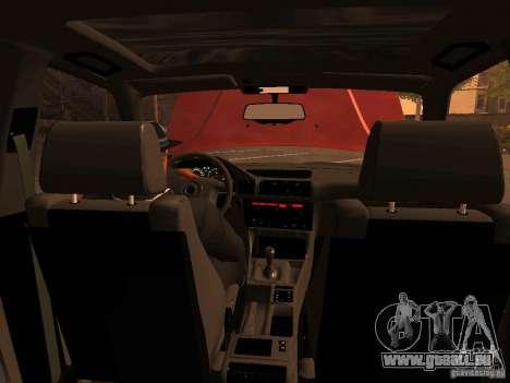 BMW M5 E34 pour GTA San Andreas vue de côté