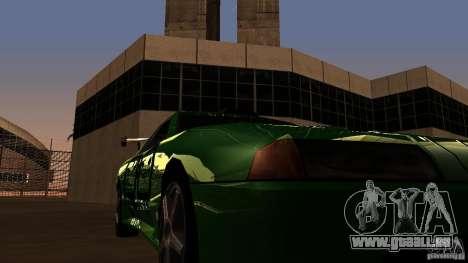 Elegy v0.2 für GTA San Andreas Innenansicht