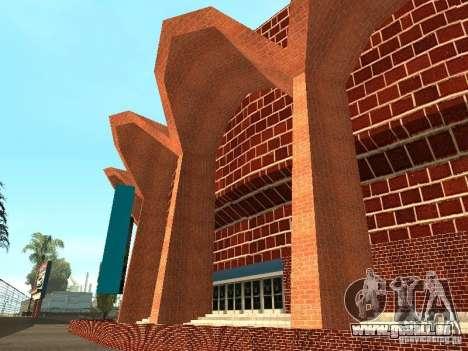 Neue Texturen Los Santos Stadium Forum für GTA San Andreas dritten Screenshot