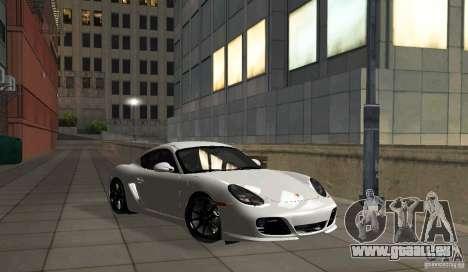 Porsche Cayman R pour GTA San Andreas