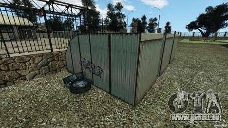 Kriminelle Russland RAGE für GTA 4 achten Screenshot