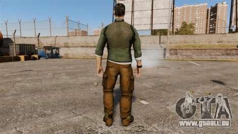 Sam Fisher v4 für GTA 4 dritte Screenshot