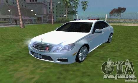 Mercedes-Benz E63 DPS für GTA San Andreas