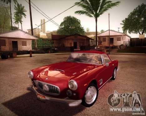 Maserati 3500 GT pour GTA San Andreas