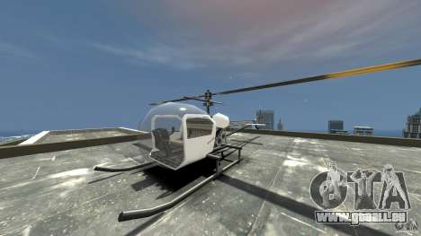 Sparrow pour GTA 4