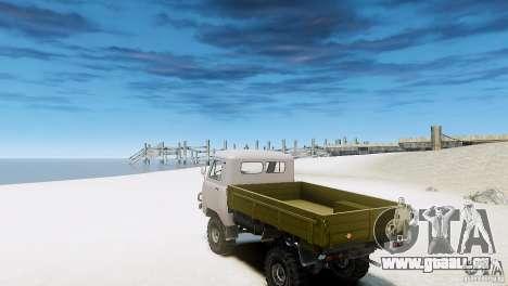 UAZ 451DM pour GTA 4 est un droit