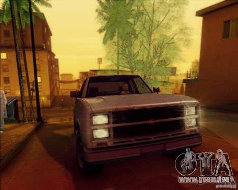 SA_Mod v1.0 pour GTA San Andreas