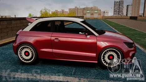 Audi A1 Quattro für GTA 4 linke Ansicht