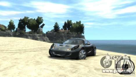 Lotus Elise v2.0 für GTA 4