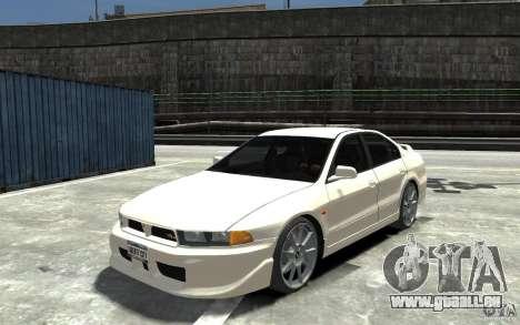 Mitsubishi Galant 8 VR-4 pour GTA 4