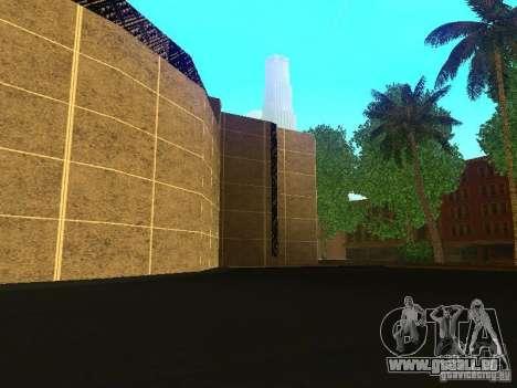 Immeuble neuf à Los Santos pour GTA San Andreas sixième écran