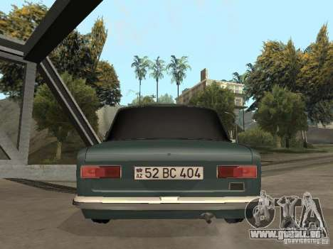 VAZ 21011 für GTA San Andreas rechten Ansicht
