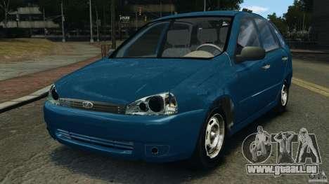 VAZ-1119 Kalina für GTA 4