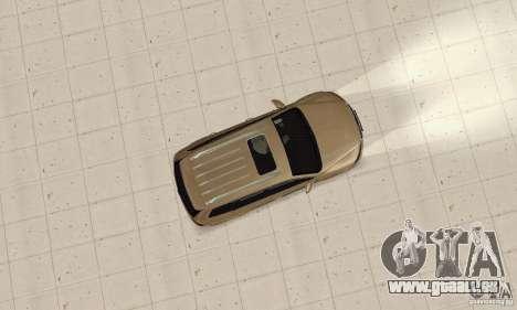 Volkswagen Touareg 2008 pour GTA San Andreas vue de droite