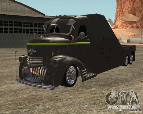 1946 COE Chevy SHAKE Inc pour GTA San Andreas