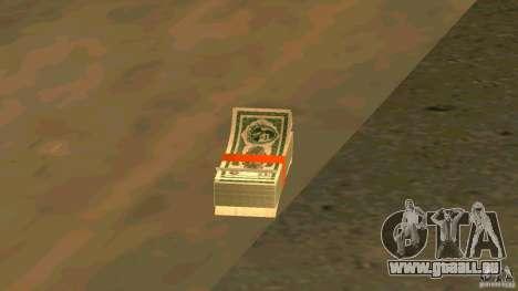 Actions de MMM v1 pour GTA San Andreas quatrième écran