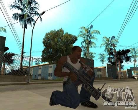Armes de STALKERa pour GTA San Andreas