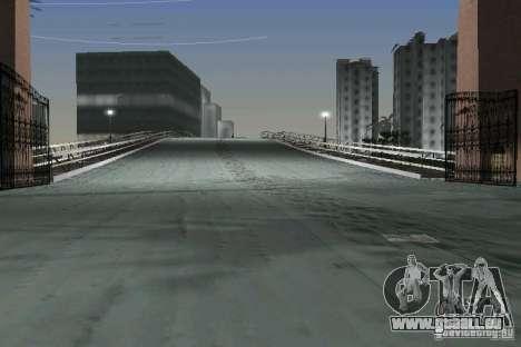 Snow Mod v2.0 pour GTA Vice City septième écran