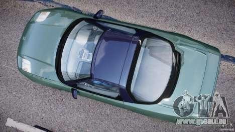 Honda NSX NA2 [Beta] pour GTA 4 est un droit