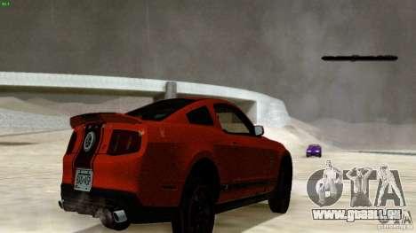 Direct R v1.0 pour GTA San Andreas quatrième écran
