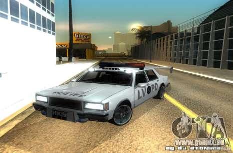 Police Hero v2.1 pour GTA San Andreas
