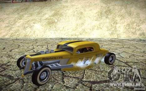 Ford Ratrod 1934 für GTA San Andreas