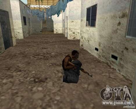 Robber für GTA San Andreas dritten Screenshot